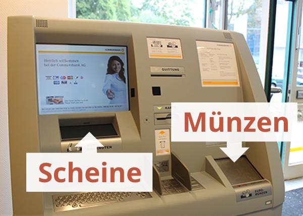 commerzbank geld einzahlen automat