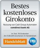 Commerzbank kostenlos Geld abheben