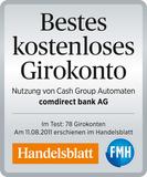 Consorsbank zweites Konto eröffnen